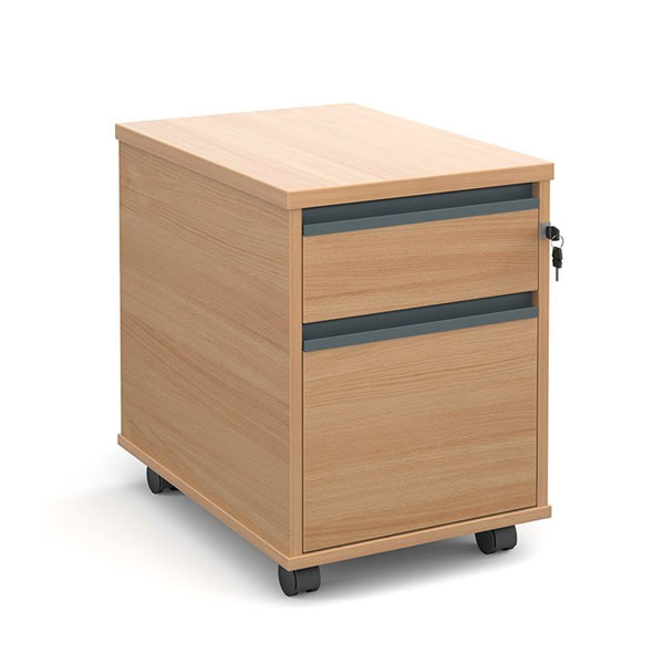 2 Drawer Pedestals