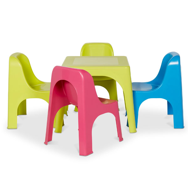 childrens chairs and desk