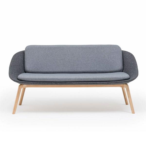 dishy seating grey sofa