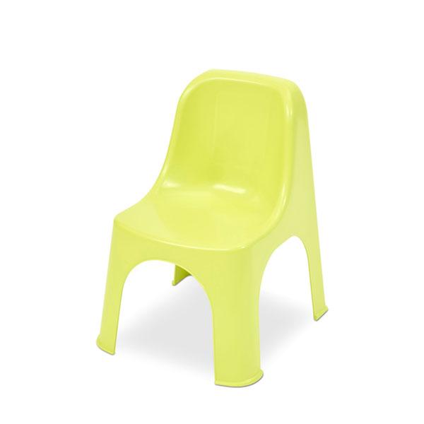 Childrens Chair - yellow