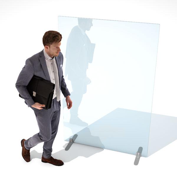 freestanding screens