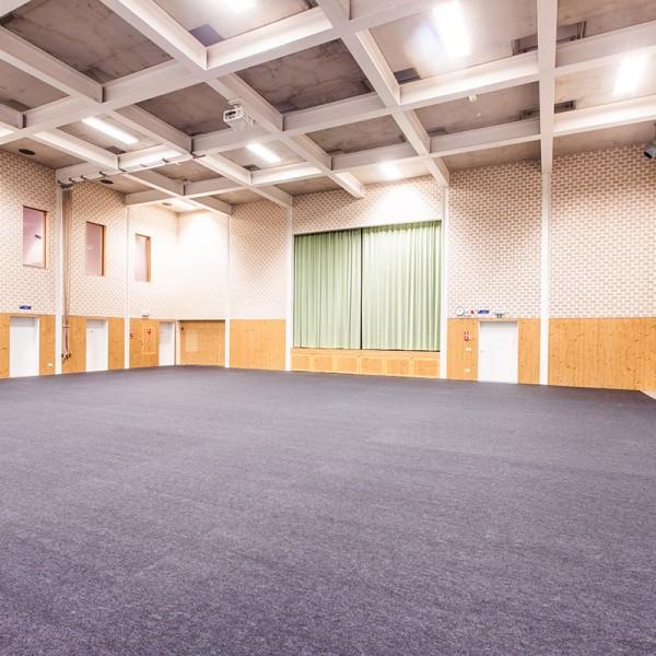 Sports Hall Flooring Hire